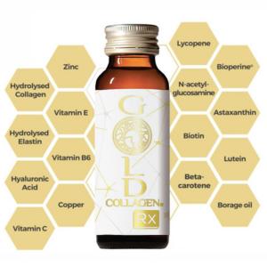 Gold collagen rx 3