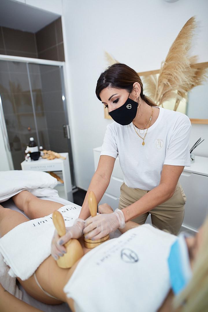 masaje maderoterapia essential 8