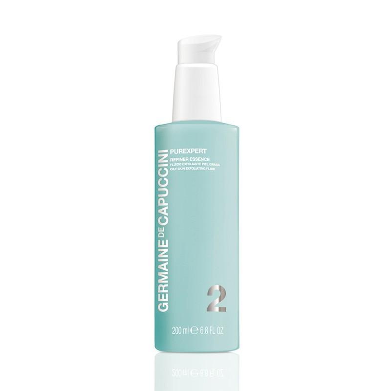 refiner essence fluido exfoliante piel grasa