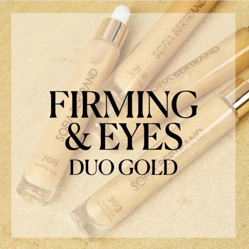 duo gold firming eyes sofia bertrand