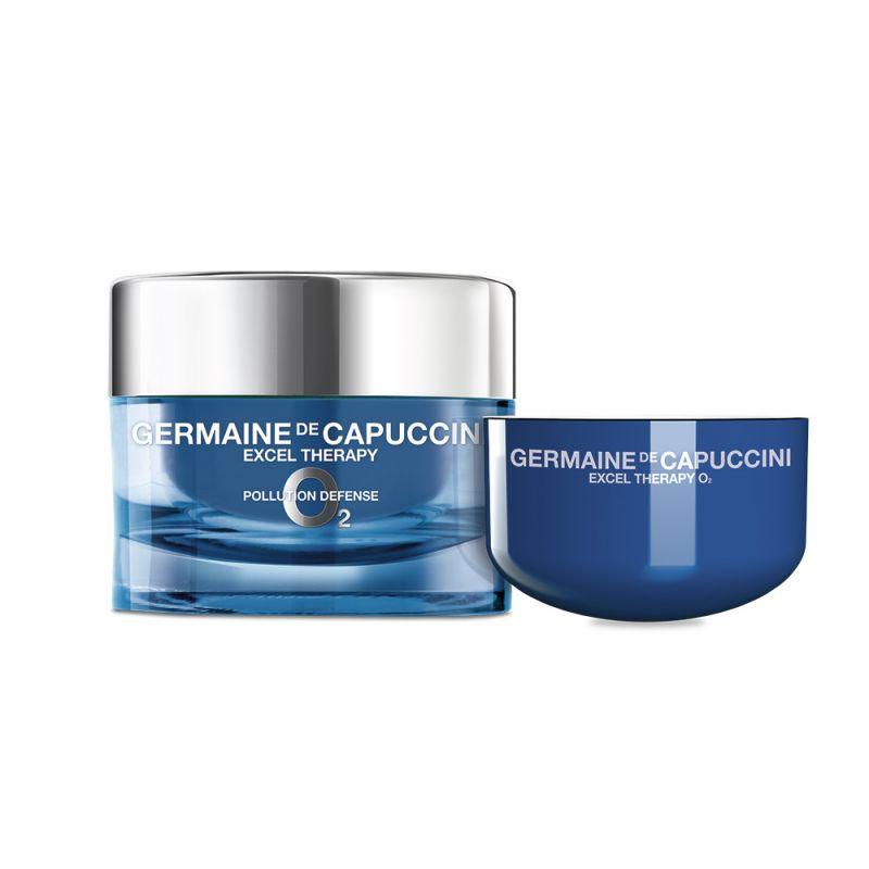 pack excel therapy o2 pollution defense crema eco refill 50ml 50ml germaine de capuccini 20 inicio germaine de capuccini